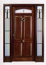 Nela mobiliario de selecci n en villanueva de algaidas - Puertas de madera clasicas ...