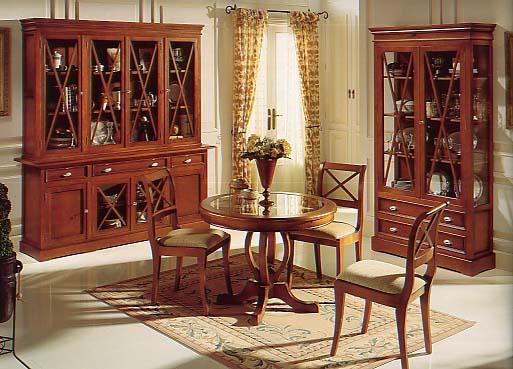 Nela mobiliario de selecci n en villanueva de algaidas for Salones clasicos actualizados